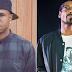Chamillionaire e Snoop Dogg estiveram juntos no estúdio