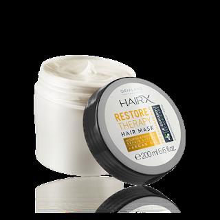 Μάσκα Μαλλιών HairX Restore Therapy 200ml