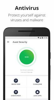 Aplikasi Antivirus Gratis dan Terbaik Untuk Android