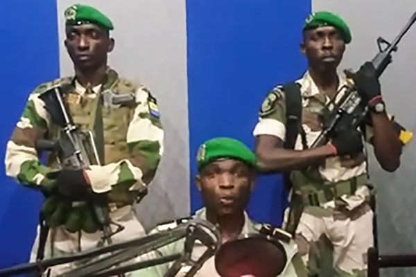 Update: Gabon coup foiled, rebel soldiers arrested