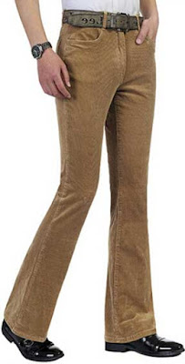 Bell botton yaitu celana dengan panjang sampai mata kaki atau menutup mata kaki dan melebar dari lutut ke bawah. Celana ini biasanya disebut dengan cutbray
