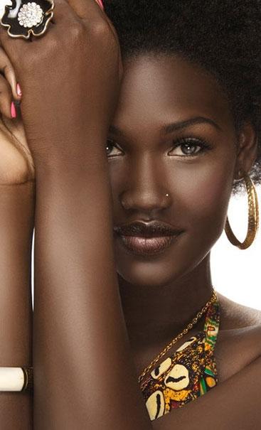 Most Beautiful Black Women