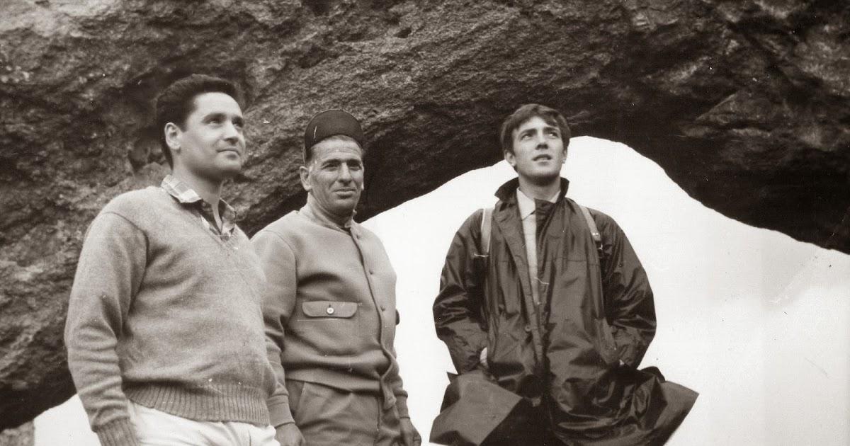 Monte Forato 1969