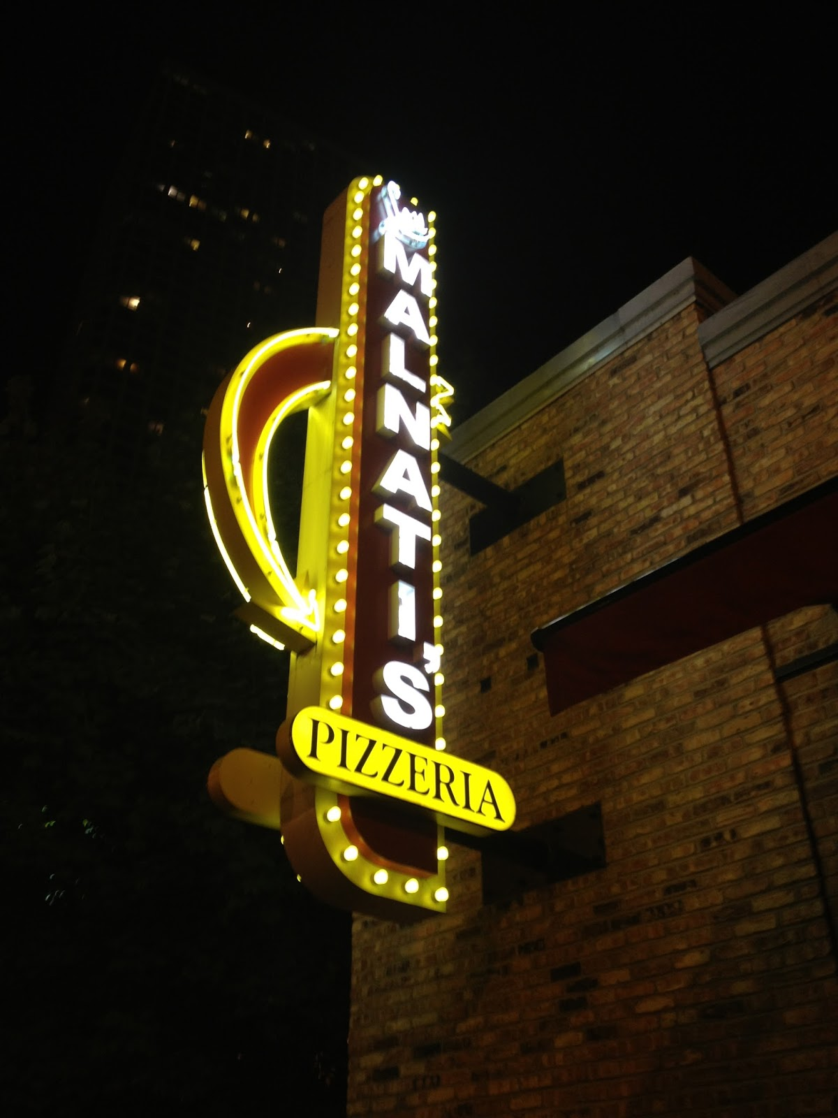 America Roadtrip Night 3 | Chicago Pt. I | Deep Dish Pizza