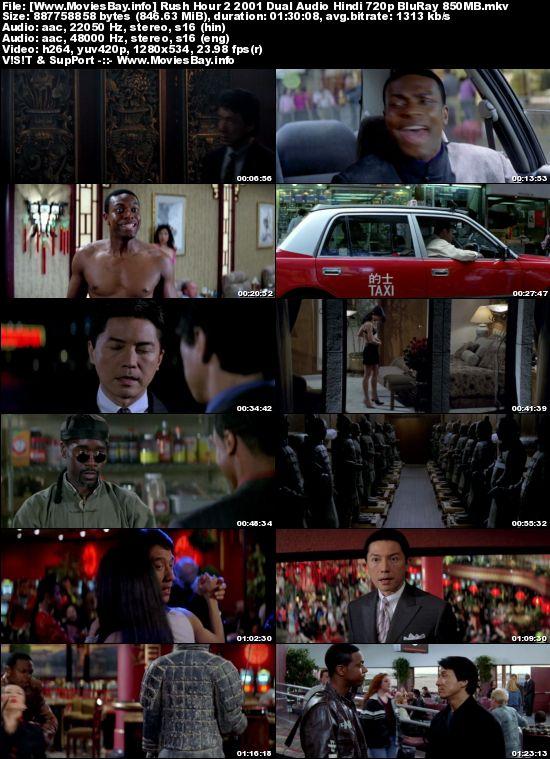 rush hour 2 movie download 720p