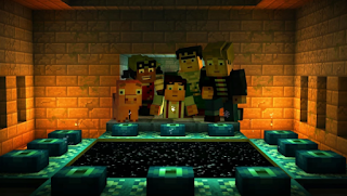 Minecraft: Story Mode MOD APK-Minecraft: Story Mode APK DATA-Minecraft: Story Mode