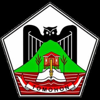 Logo Kota Tomohon PNG