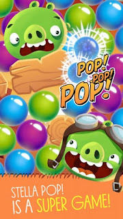 Angry Birds POP Bubble Shooter Apk v3.1.0 Mod (Gold/Lives/Boost)