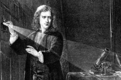 Biografi Isaac Newton (1642-1727)