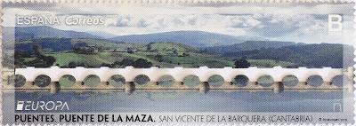 PUENTE DE LA MAZA. SAN VICENTE DE LA BARQUERA, CANTABRIA