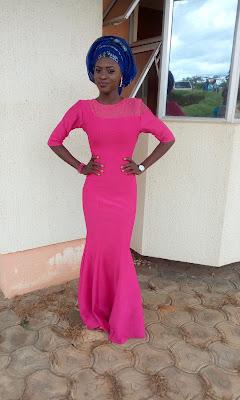 Adamson Ganiyat Ewa Fashion Pro
