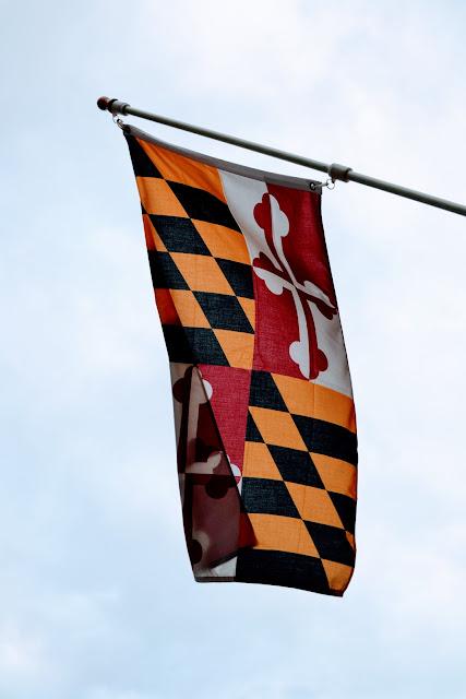Прапор штату Меріленд (Flag of Maryland)