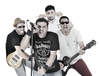Shopping Bay Market apresenta show da banda RockFellows