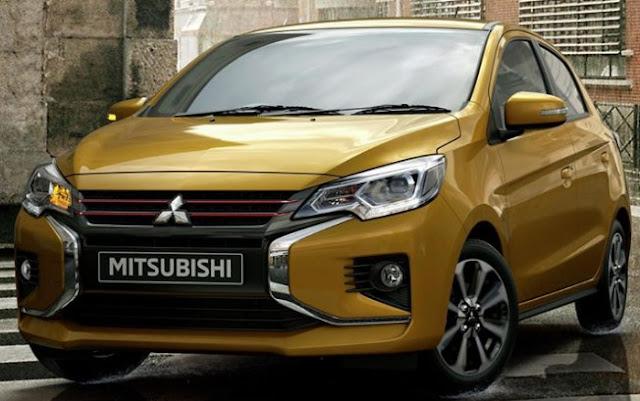 cheapest-brand-new-cars-mitsubishi-mirage-2020