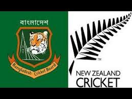 New Zealand pick Tom Bruce and Ben Wheeler for Bangladesh T20s