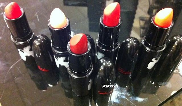 Statkix - MAC MARILYN MONROE COLLECTION REVIEW