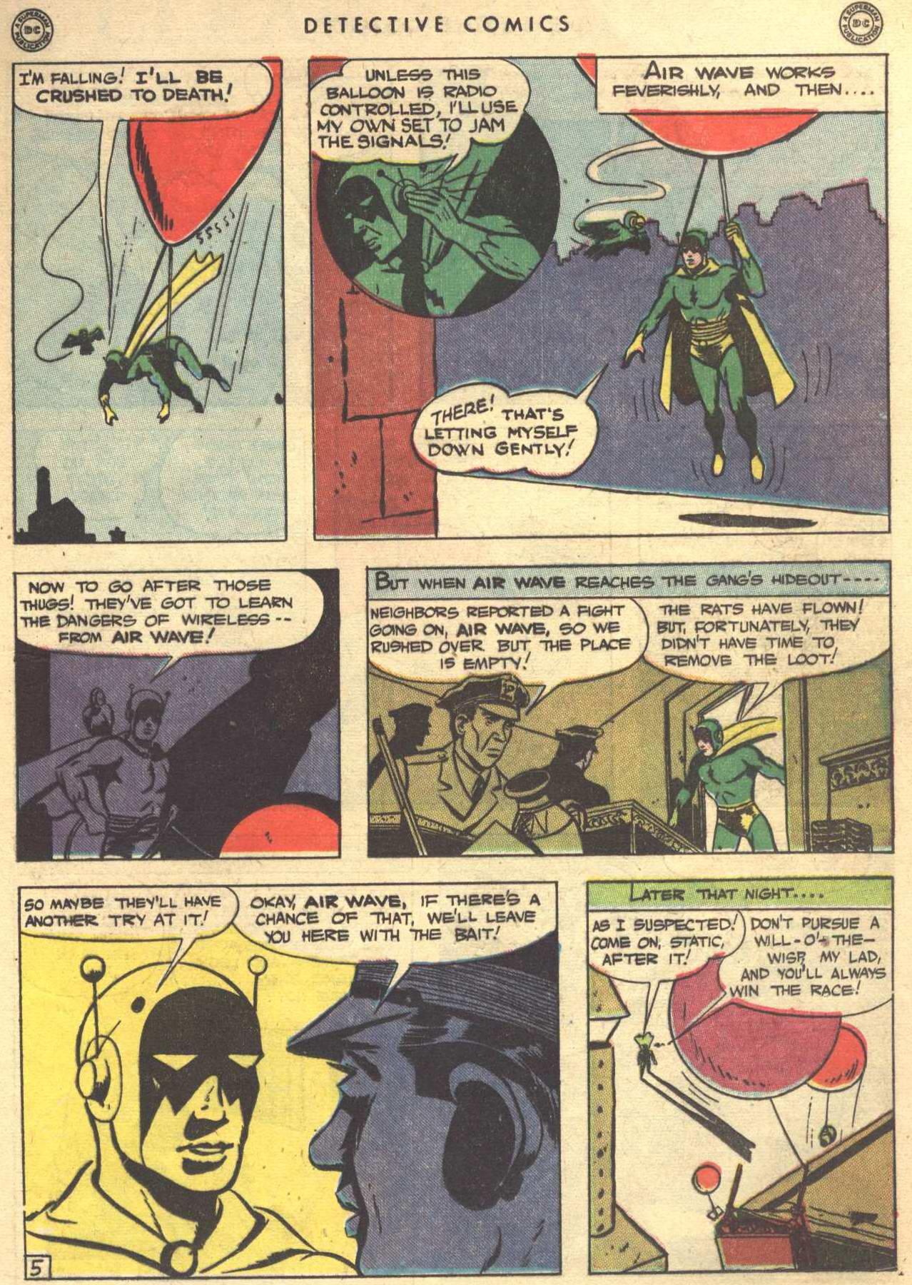 Read online Detective Comics (1937) comic -  Issue #104 - 35