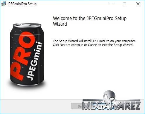 JPEGmini Pro imagenes