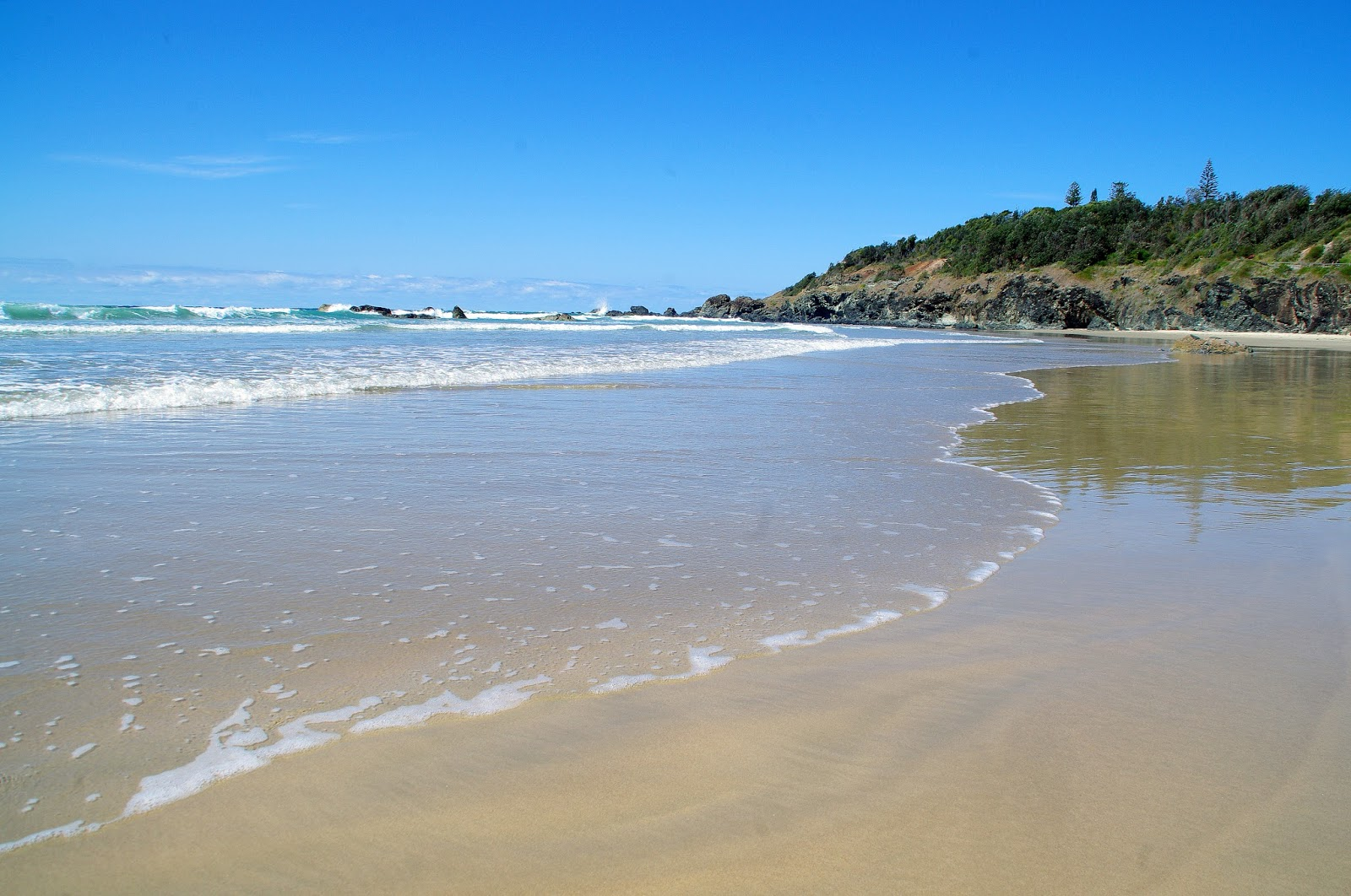 beach in port macquarie
