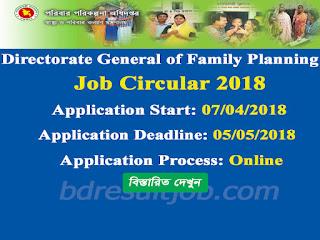 Poribar Porikalpana Odidaptor Office Job Circular 2018