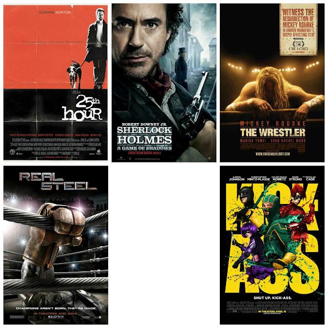january films 2012