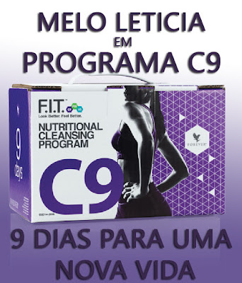 meloleticia em programa c9