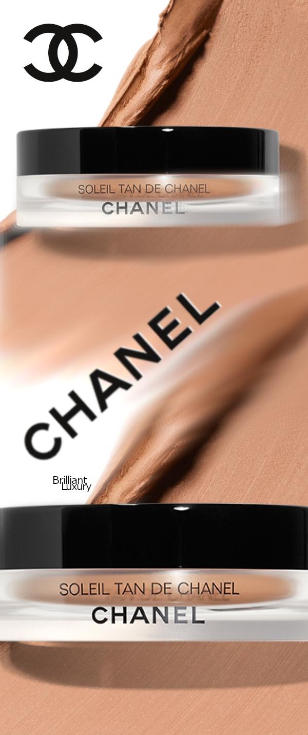 Brilliant Luxury♦Soleil Tan De Chanel #makeup #beauty