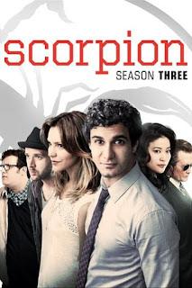 Scorpion (2014) Temporada 3 audio Latino