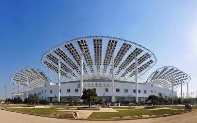 Maior hotel solar do mundo