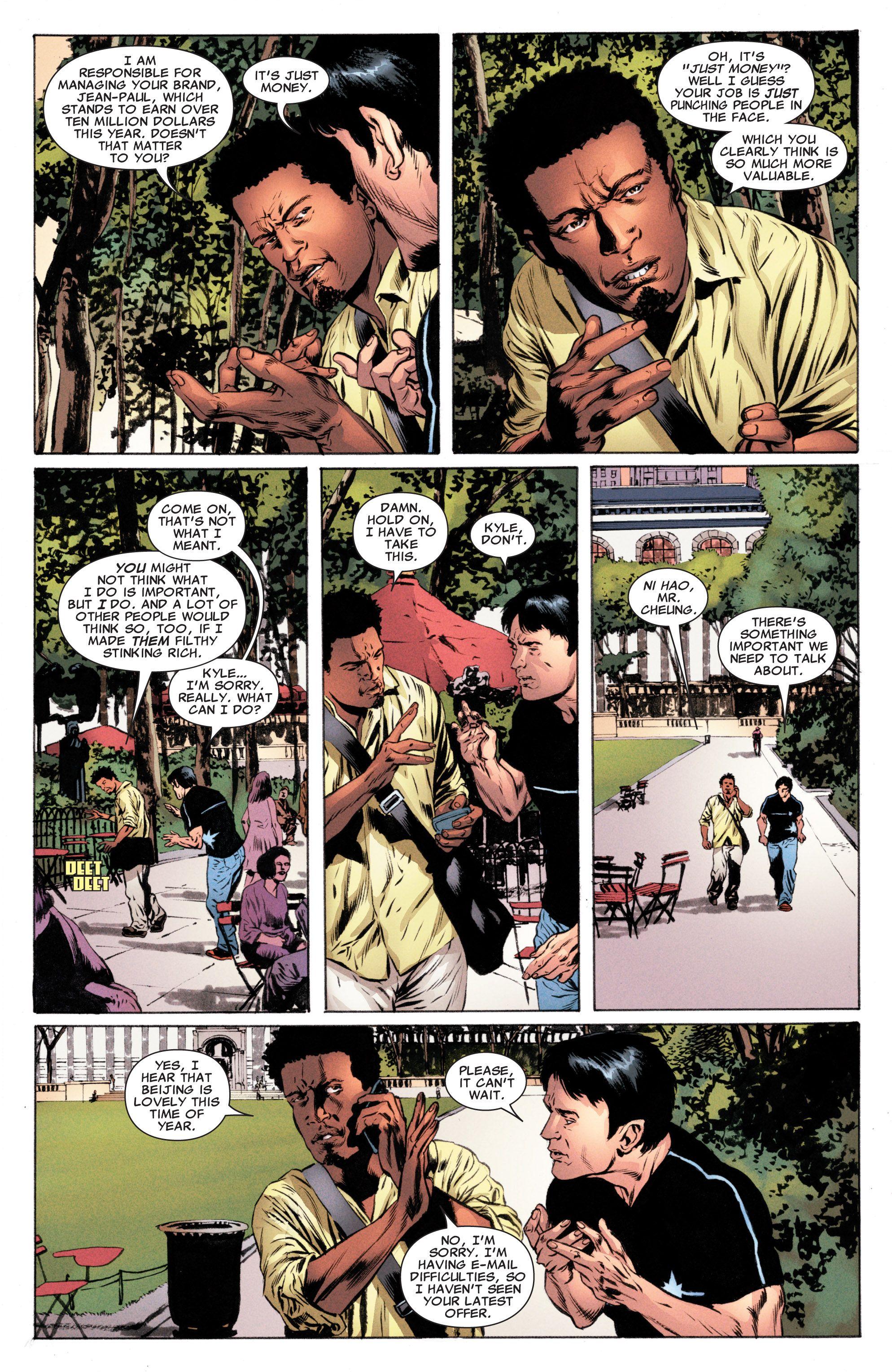 Read online Astonishing X-Men (2004) comic -  Issue #50 - 8
