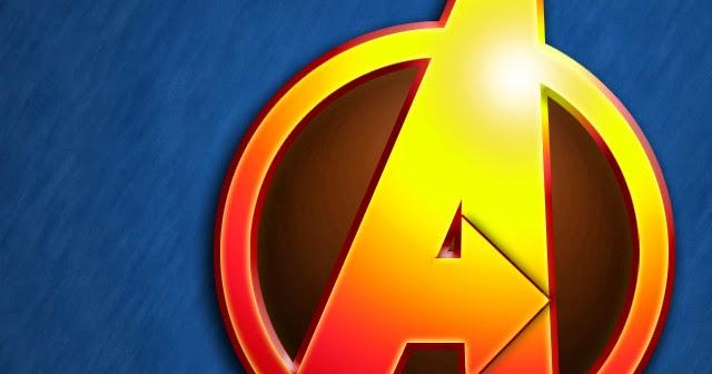 Iphone Wallpaper Avengers Logo Iphone Wallpaper