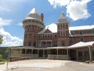montezuma Hotel in New Mexico