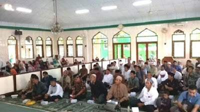 Manasik Haji Perdana KBIH Mandiri Solo Calhaj 2018