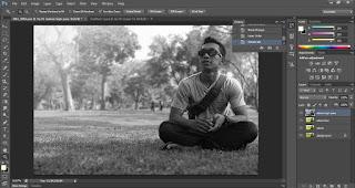 Membuat Efek Foto Dramatis dengan Photoshop