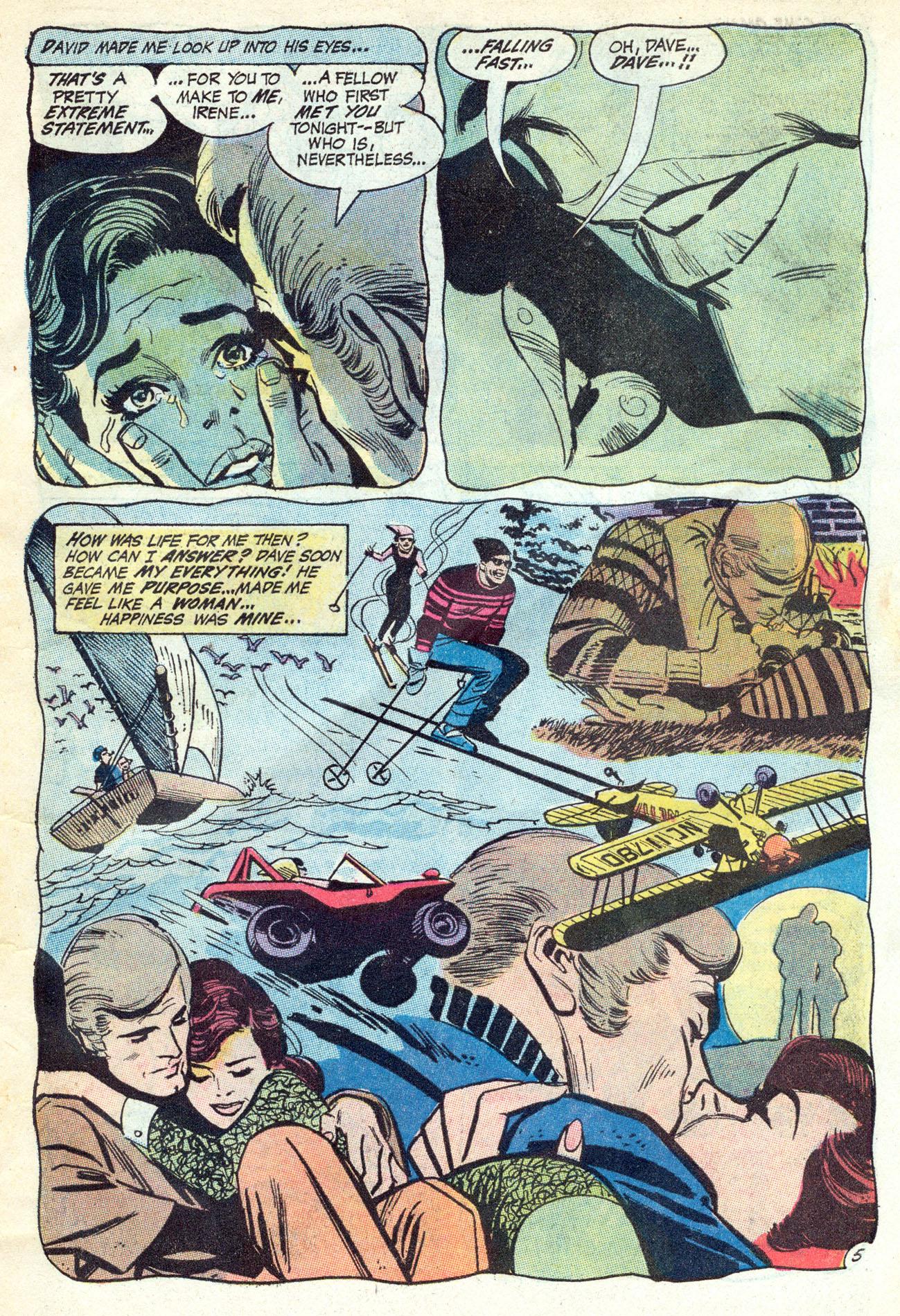 Read online Secret Hearts comic -  Issue #149 - 7