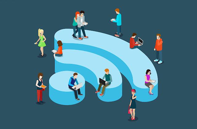 طريقة معرفة جميع الأشخاص الذين يستعملون شبكة الواي فاي الخاصة بك