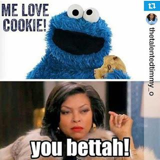 Cookie Lyon Memes Cookie Monster