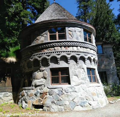 Vikingsholm Castle Mansion in Emerald Bay State Park - California