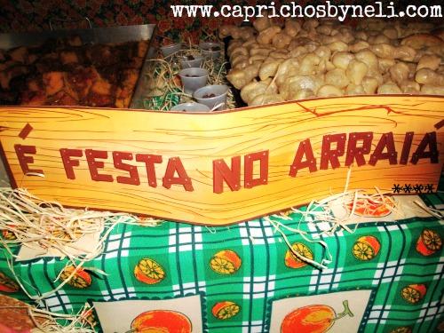 Festa junina, Caprichos by Neli