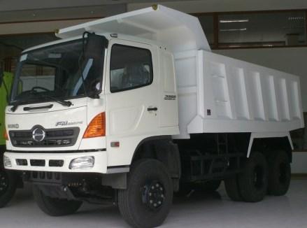 truk hino ranger tronton indonesia
