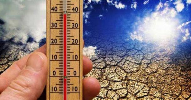 Kenaikan Suhu yang Drastis