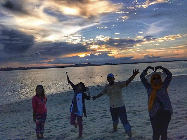 Pantai White Sand Island Bintan