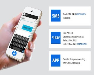 Globe GoUNLI Promos – Unlimited Call and All Net Texts + Internet