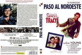 Paso al noroeste (1940) - Carátula