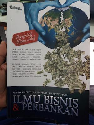 buku ilmu bisnis dan perbankan