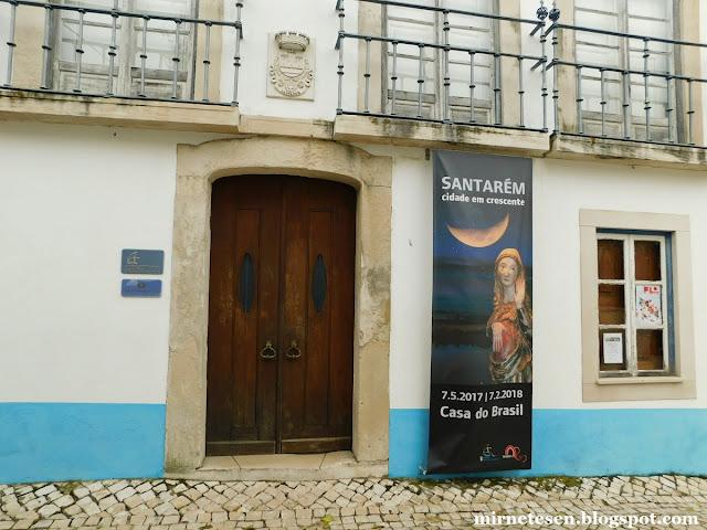 Сантарен - Дом Педру Алвареса Кабрала