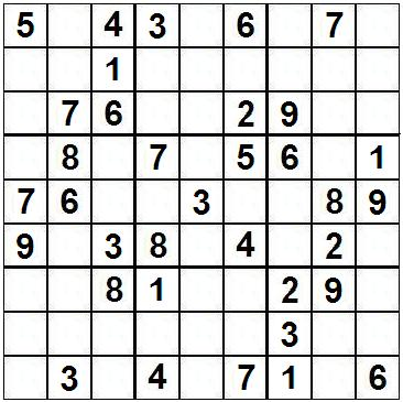 Sudoku De