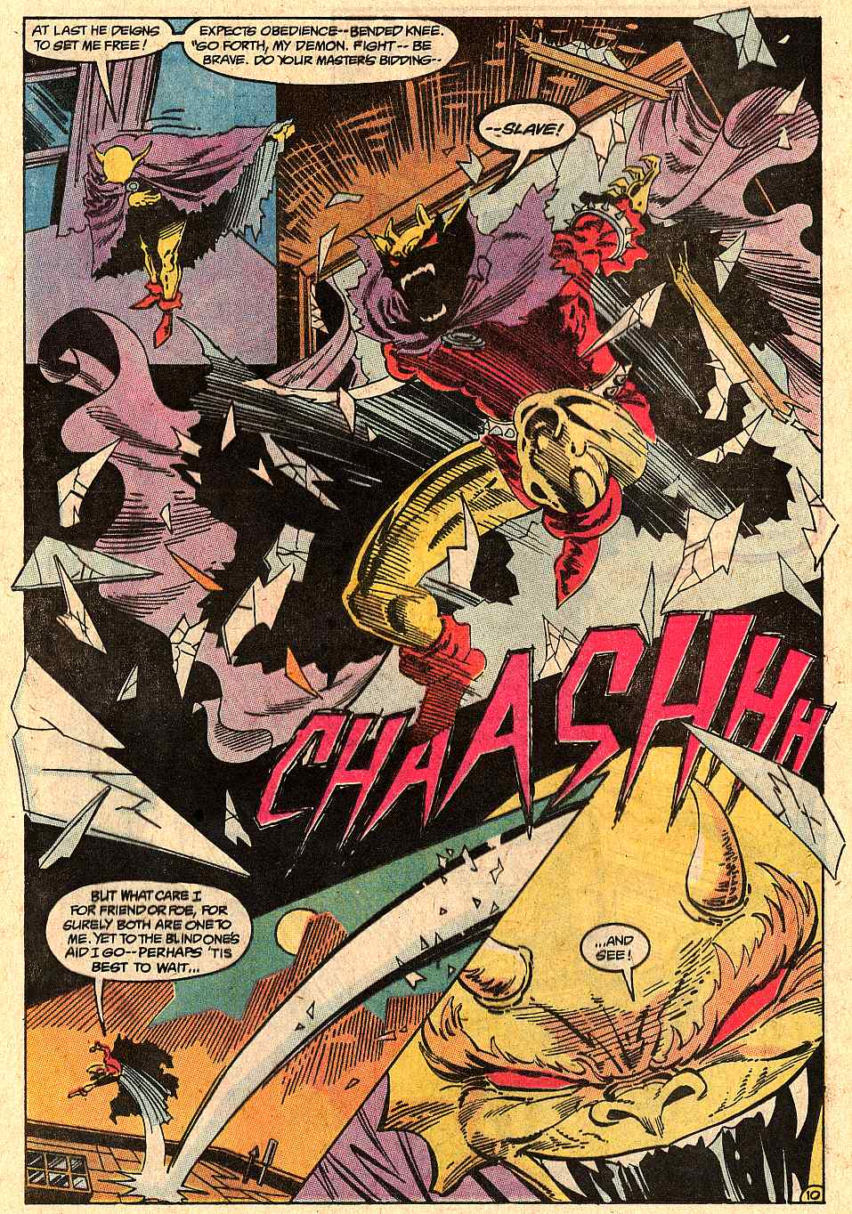 Detective Comics (1937) 603 Page 10