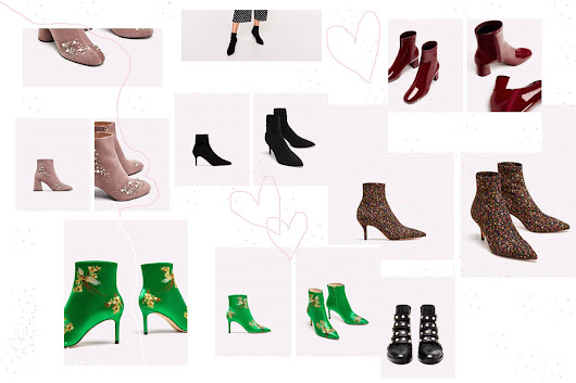 MARADU STYLE FILE:MUST HAVE:TOP 6 ZARA BOOTS           -            MARADU