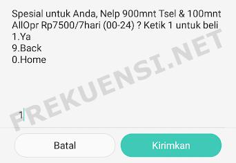 Cara Daftar Paket Nelpon Telkomsel